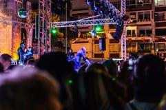 30th Sierpniowy Turecki zwycięstwo dnia koncert Obrazy Stock