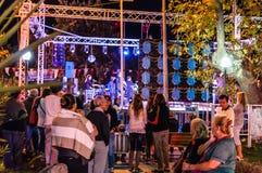 30th Sierpniowy Turecki zwycięstwo dnia koncert Obraz Stock