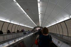 34th St - Hudson jardów staci metru część 2 5 Zdjęcie Royalty Free