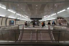 34th St - Hudson jardów staci metru część 2 9 Zdjęcie Royalty Free