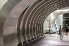 34th St - Hudson jardów stacja metru 28 Zdjęcia Royalty Free