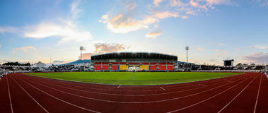 700th stade d'Anneversary Chiangmai Photo libre de droits