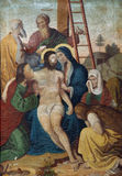 13th Stations of the Cross Stock Photo