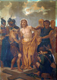 10th Stations of the Cross Royalty Free Stock Image