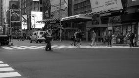 7th street in New York City stock photo