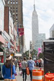 34th Street Stock Photography