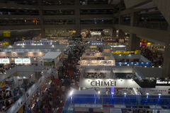 14th Taipei Multimedia,Cloud Industries & Marketing Expo Stock Photography