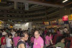 14th Taipei multimedia, molnbranscher & marknadsföringsexpo Arkivbild