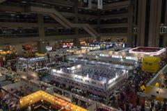 14th Taipei multimedia, molnbranscher & marknadsföringsexpo Arkivbilder