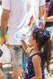 20th Tel Aviv Pride, Israel royalty free stock photo
