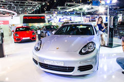 The 30th Thailand International Motor Expo Royalty Free Stock Photography