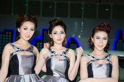 The 30th Thailand International Motor Expo Stock Photography