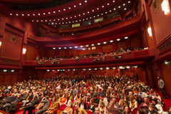 55th Thessaloniki International Film Festival at Olympion Cinema Stock Photography