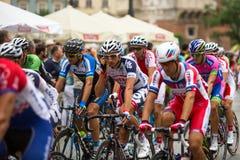 70th Tour de Pologne - 2013 Royalty Free Stock Image
