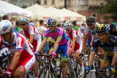 70th Tour de Pologne - 2013 Stock Photography