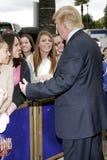 45th U S President Donald J trumf Fotografering för Bildbyråer