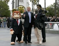 45th U S President Donald Trump Arkivbild