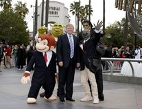 45th U S President Donald Trump Royaltyfria Bilder