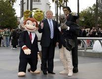 45th U S President Donald Trump Arkivfoton