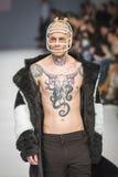 The 38th Ukrainian Fashion Week in Kyiv, Ukraine Stock Photography
