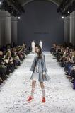 39th Ukrainian fashion week in Kyiv Stock Images