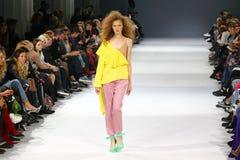 39th Ukrainian fashion week in Kyiv Royalty Free Stock Images