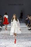 39th Ukrainian fashion week in Kyiv Stock Photo