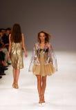 39th Ukrainian Fashion Week in Kyiv, Ukraine Stock Photography