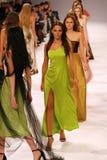 39th Ukrainian Fashion Week in Kyiv, Ukraine Royalty Free Stock Image