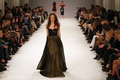 39th Ukrainian Fashion Week in Kyiv, Ukraine Stock Images