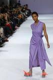 39th Ukraiński moda tydzień w Kyiv, Ukraina Obraz Royalty Free