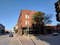 6th ulica przy Wiley& x27; s Zdjęcia Royalty Free