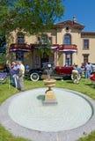 $th van Juli toont de autoclub Royalty-vrije Stock Foto