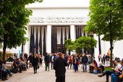 56th Venedig biennale Fotografering för Bildbyråer