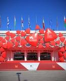 70th Venedig filmfestival Royaltyfria Foton
