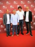 70th Venedig filmfestival Arkivbilder