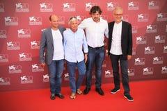 70th Venedig filmfestival Fotografering för Bildbyråer