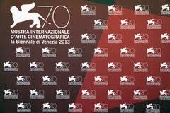 70th Venedig filmfestival Royaltyfri Foto