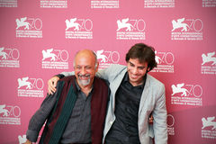 70th Venice film festival Royalty Free Stock Image