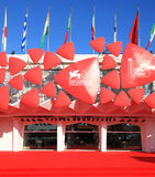 69th Venice Film Festival. Red carpet view at 69th Venice Film Festival on September 8, 2012 in Venice, Italy Stock Photo