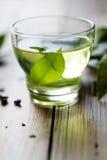Thé vert Photo stock