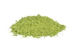 Thé vert de Matcha Image libre de droits