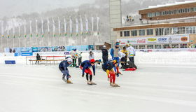 28th Winter Universiade. Royalty Free Stock Photo