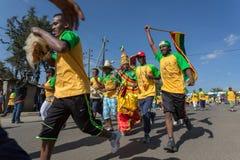 13th wydanie Wielki etiopczyka bieg Zdjęcie Royalty Free