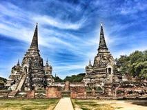 从Thaïland的看法 库存图片