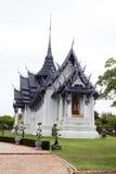 Thaïlandais blanc de temple de Mueang Boran Image libre de droits