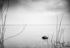 tha πρωινού λιμνών Στοκ εικόνα με δικαίωμα ελεύθερης χρήσης
