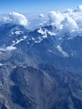 Tha Andes range. Royalty Free Stock Photos