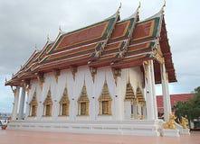 Tha thanon mueang Uttaradit Ταϊλάνδη Wat Στοκ εικόνες με δικαίωμα ελεύθερης χρήσης