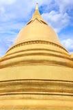 Tha Wat Phra Kaew del insdie de la pagoda Foto de archivo libre de regalías